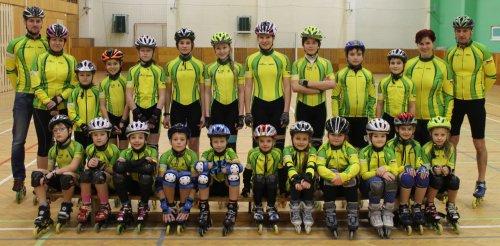 Trénink racing teamu 18. 1. 2016