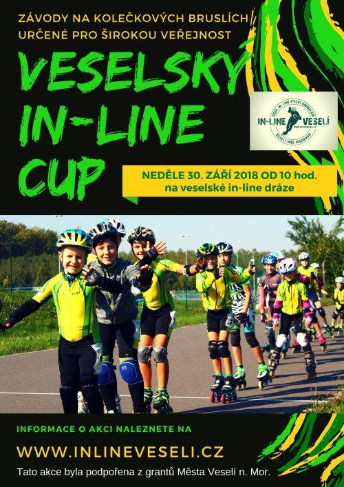 Veselský in-line cup 2018